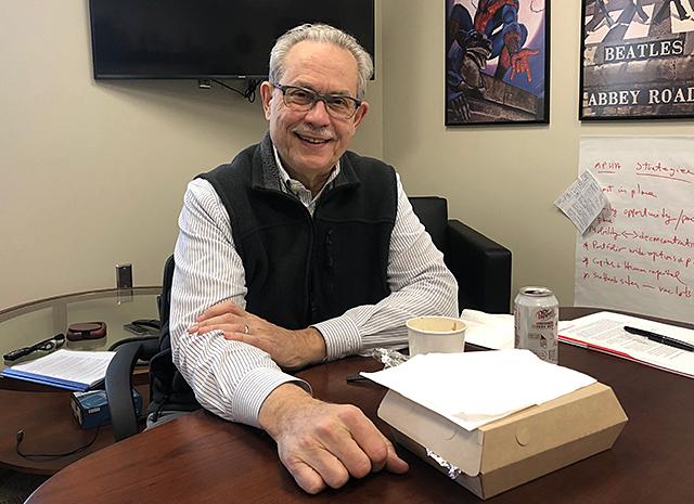 MPHA Executive Director Greg Russ