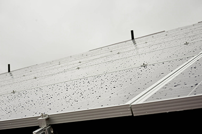 solar arrays