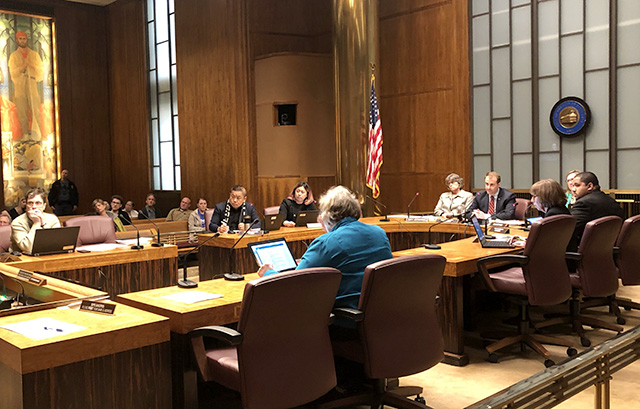 St. Paul City Council members