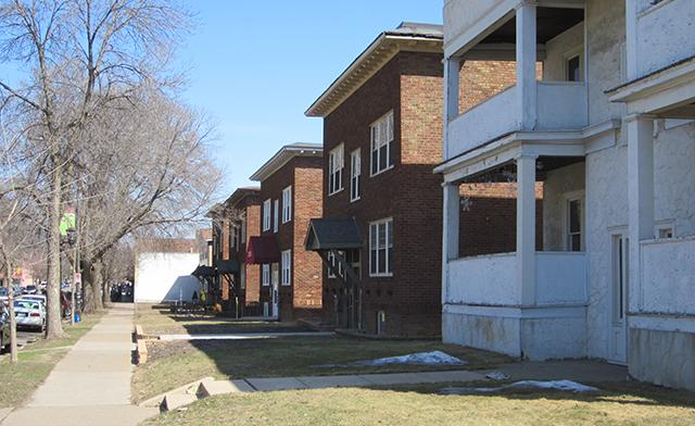 St. Paul apartments