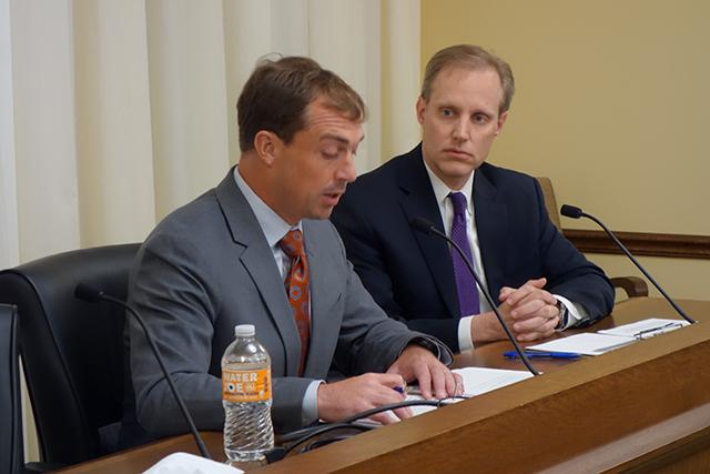 Noah Praetz, Secretary of State Steve Simon