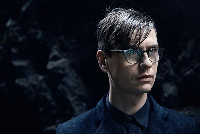 Icelandic pianist Vikingur Ólafsson
