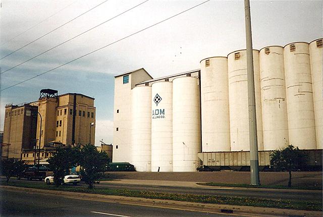 ADM mills