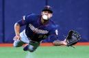 Minnesota Twins center fielder Byron Buxton