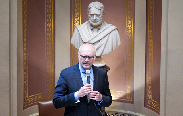State Sen. Roger Chamberlain