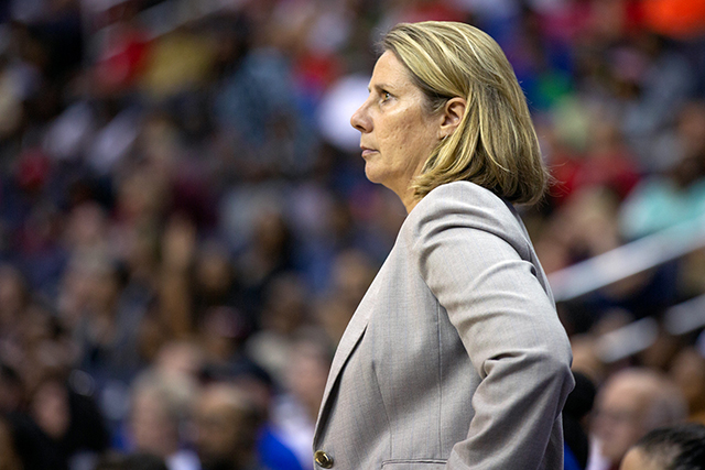 Why Lynx coach Cheryl Reeve has vowed to assemble an all-female coaching staff for 2020 — and beyond