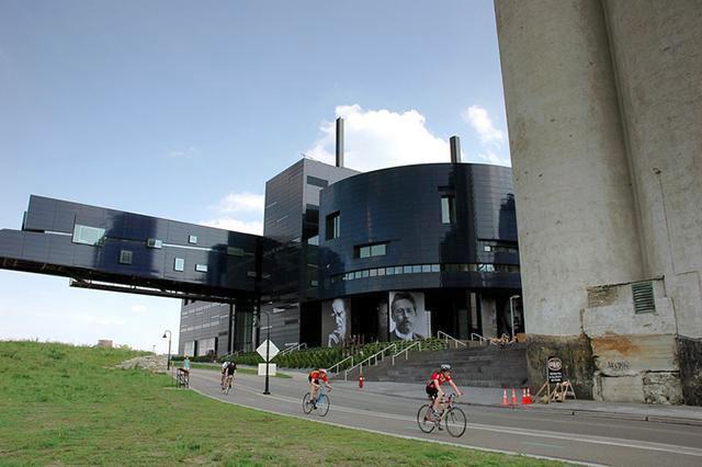 Minneapolis bicycling