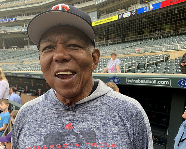 Cuban-born Hall Of Famer Tony Oliva