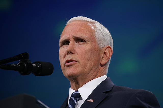 Vice President Pence Is In Minnesota Thursday To Promote