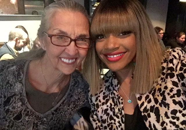 Kathy Peterson, Laurice Reed