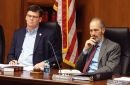 State Sen. Eric Pratt and state Rep. Tim Mahoney