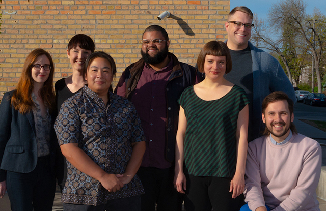 Red Eye Theater's seven new artistic directors