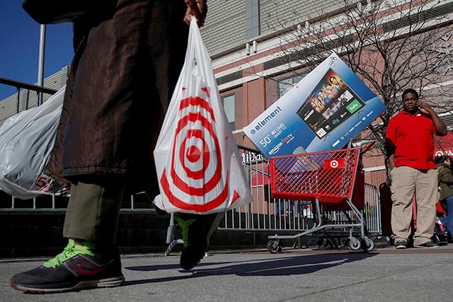 Target bags