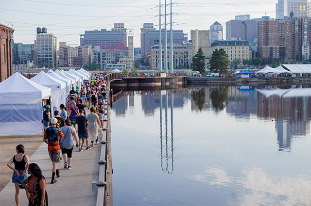 The 25th Annual Stone Arch Bridge Festival will take place this Friday through Sunday.