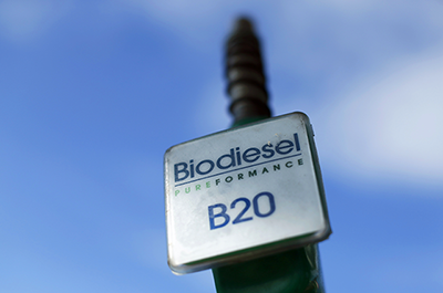 Biodiesel nozzle
