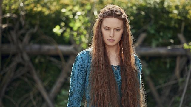 """Daisy Ridley as """"Ophelia."""""""