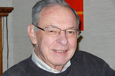 Don Fraser 2012