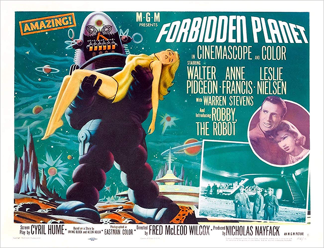 """Forbidden Planet"""