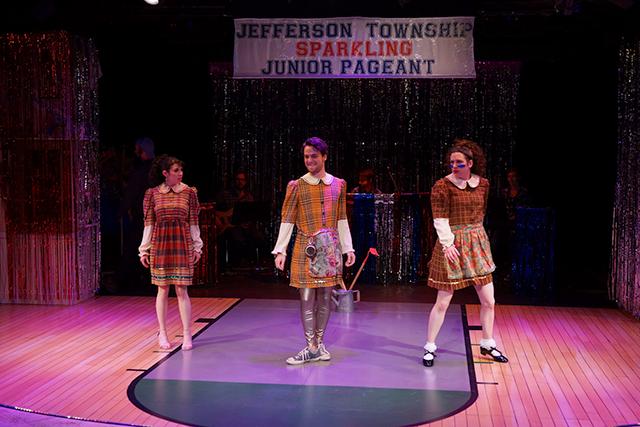 Jefferson Township Sparkling Junior Talent Pageant