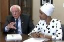 Sen. Bernie Sanders, Rep. Ilhan Omar