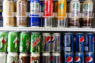 sugary beverages