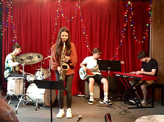 Apple Valley teenager Sophia Kickhofel