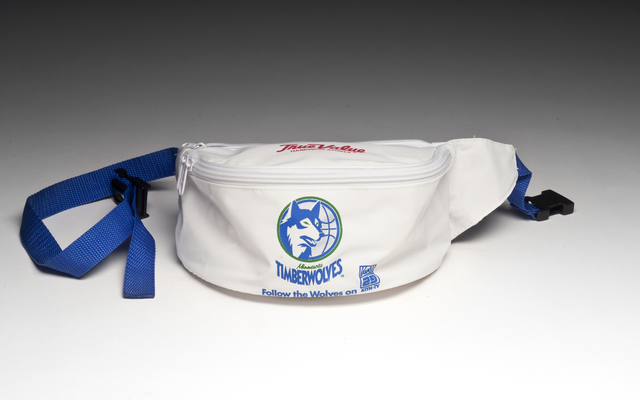Timberwolves fanny pack