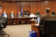 A meeting of the Legislative Water Commission