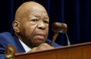 photo of elijah cummings at congressional hearing