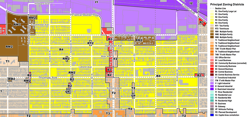 Legalizing' historic complexity is a silver lining to zoning