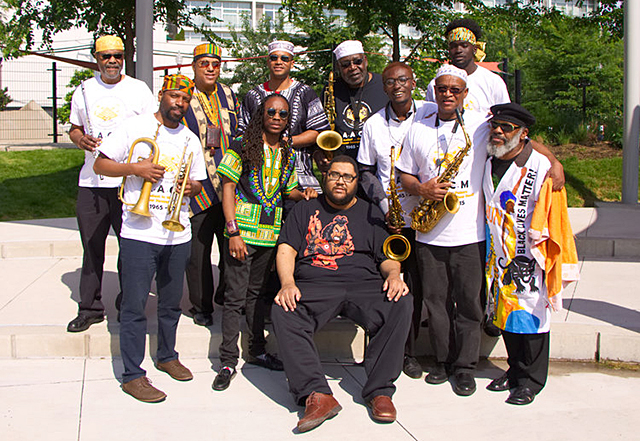On Friday, Sept. 6, the AACM's Great Black Music Ensemble will perform at the Cedar.