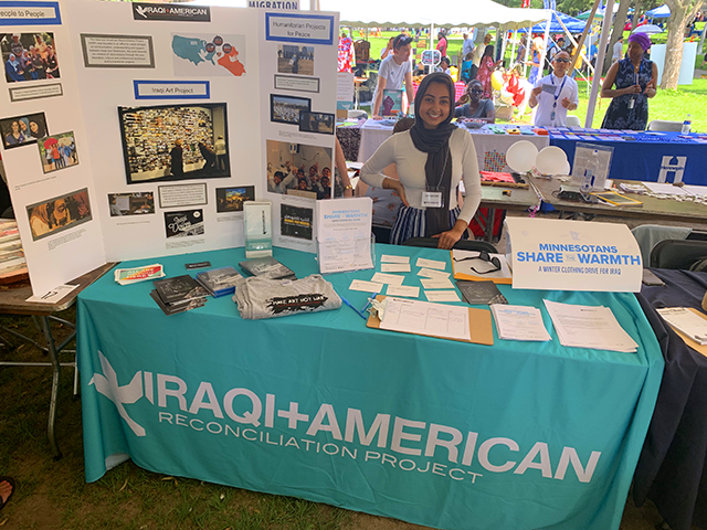 'A community of immigrants': Loring Park hosts a timely Twin Cities World Refugee Day
