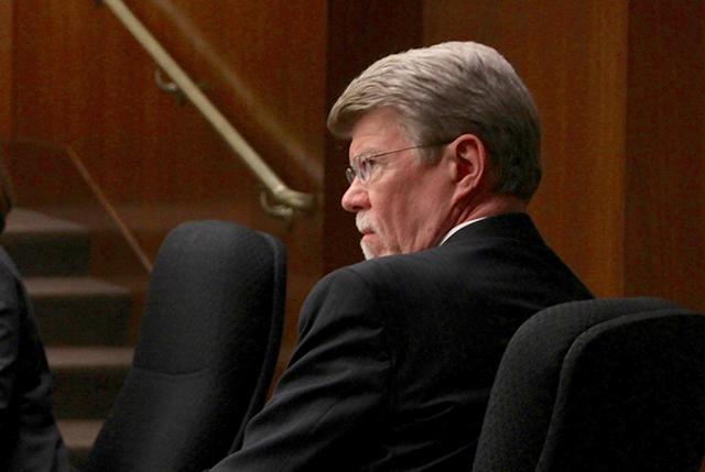 Legislative Auditor Jim Nobles