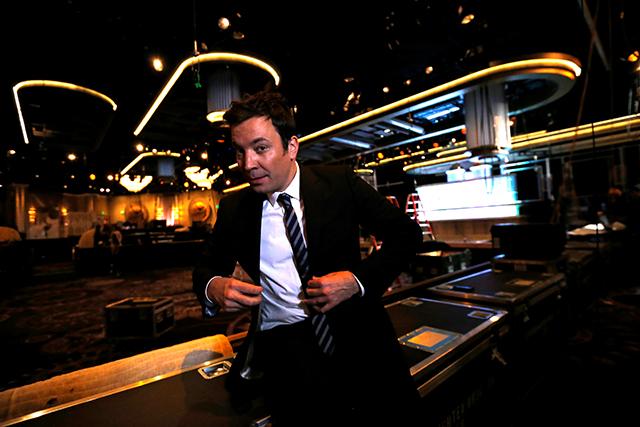 'Tonight Show' host Jimmy Fallon