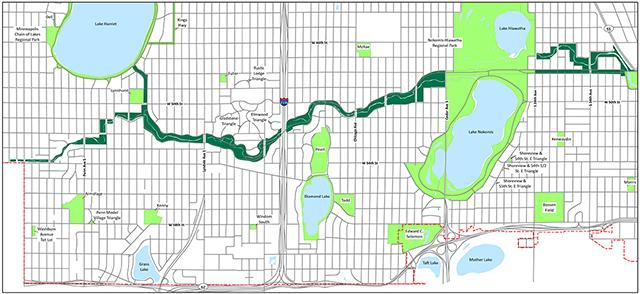 Minnehaha Parkway Regional Trail Master Plan