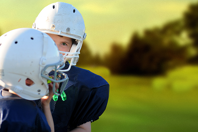 Among 10- to 14-year-olds, the first five causes of traumatic brain injuries involved sports or recreational activities.
