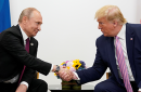 Russia's President Vladimir Putin and U.S. President Donald Trump