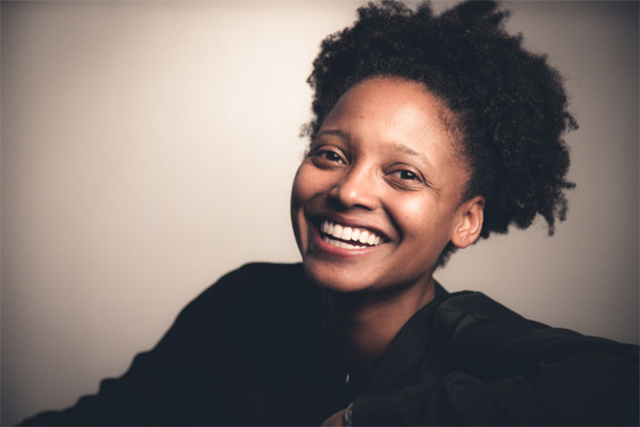 Poet Tracy K. Smith will be at the Fitzgerald on Nov. 21.