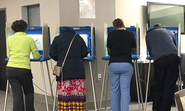 Minneapolis voters