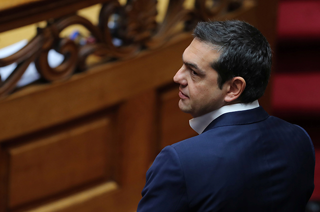 photo of alexis tsipras