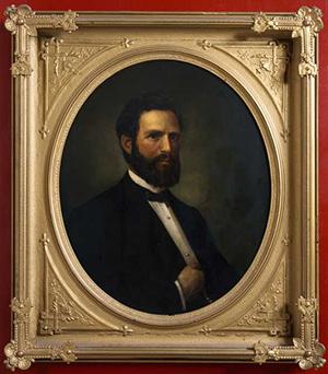 photo of portrait of horace austin