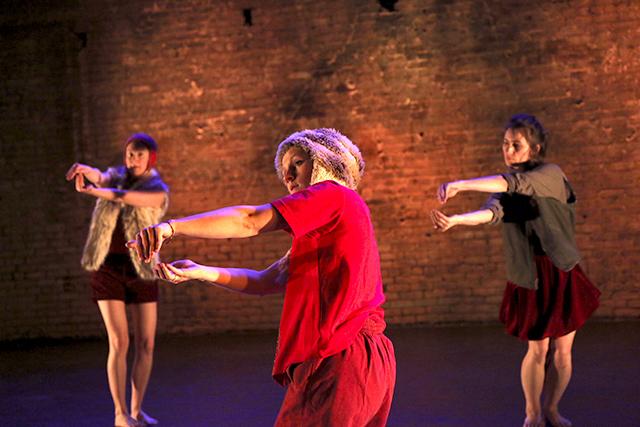 Brenna Mosser Dance Works