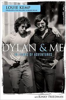Dylan & Me book