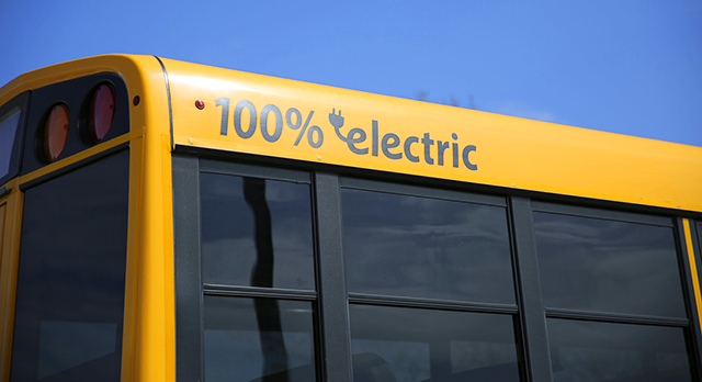 If there's one groundbreaking idea that has emerged so far from the MPCA comment period, it's the need for electric school buses.