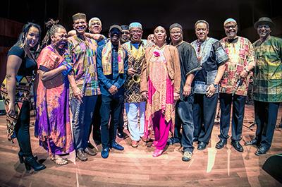 The Great Black Music Ensemble