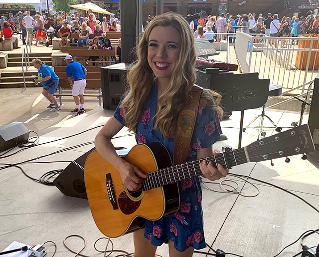 'Everybody's happy here, and it's great to play for happy people': Taking in the live music scene at the Minnesota State Fair