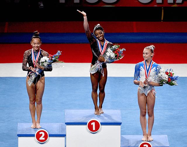 2019 U.S. Gymnastics Championships