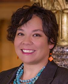Commissioner Rebecca Lucero