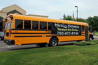 Rockford bus drivers wanted