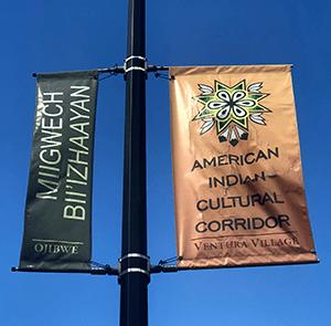 American Indian Cultural Corridor